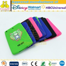 Colorful Dustproof Custom Eco-friendly Silicone Case for Ipad Mini