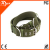 Army Green China Dog Collar Nylon Pet Dog Training Collar Wholesale