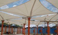 Tensile Fabrics Enhance Architecture Around the World PTFE Architectural Membranes