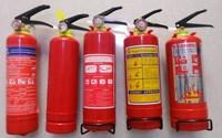 Dry powder fire extinguisher 1kg fire fight for car suit LEBANON market