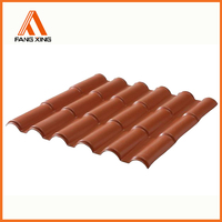 light weight spanish synthetic resin house roof model