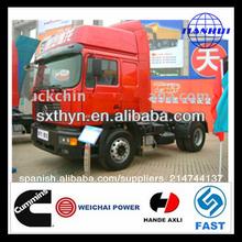 camion tractor de camiones shacman para la venta