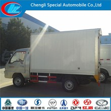 China manufacturer van truck Quality Product China Direct Factory Changan 4x2 2T mini mini vans