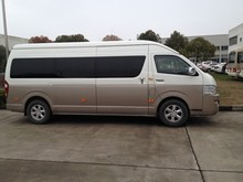 Hot Sale High Class Mini Bus With 15 Seats For Peru Philipine