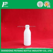 PET plastic bottle for milk bottle