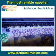 de poliéster de alta calidad de impresora de sublimación directa
