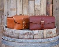 Men's Hard Leather Toiletry Case Dopp Kit Shaving Bag Groomsmen Present Groomsman Men's Christmas Gift