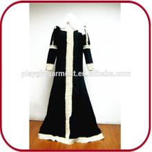 De halloween medieval traje mujer trajes medievales para el adulto PGFC-2409