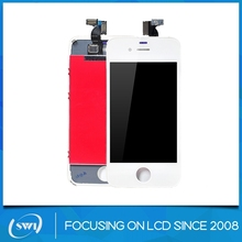 Original mobile phone parts replacement lcd touch screen for iPhone 4s
