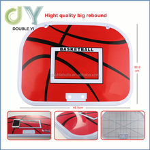Wholesale low cost Kids plastic basket board , Plastic Custom Printing Portable Basket Board from china