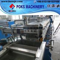 Plastic Recycling Granule Making Machine