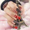 Multiple color hot sale cheap& Free sample hot stamping gold nail sticker