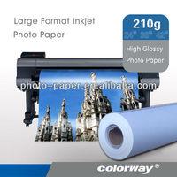 "digital minilab double sided high glossy inkjet photo paper 5"",6"",8"",10"",12"" printer photo digital minilab"