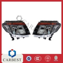 High Quality New Hid Car Head lamp for Ford Ranger 2013