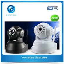 P2P Cámara Ip Inalambrica Wifi Vigilancia Por Internet Video Audio