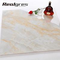 Lower price granite and marble polished glazed porcelain floor tile