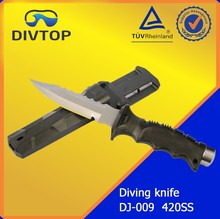 420SS Hunting knife Free diving knife