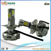 high lumen 42w led h4 car lighting replace HID 50w car lights