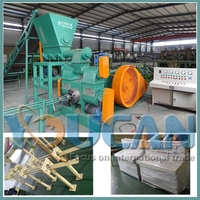Youcan hot selling wood pellet mill with high density of the final product