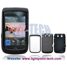 Netty Plastic Hard Case with TPU Case for BlackBerry Torch 9800
