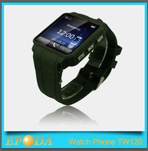 Fashion Quad-band Touch Screen Bluetooth Cell Phone Watch Smart Watch Phone