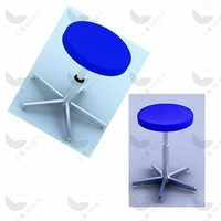 Cheap factory stainless steel lab stool furniture
