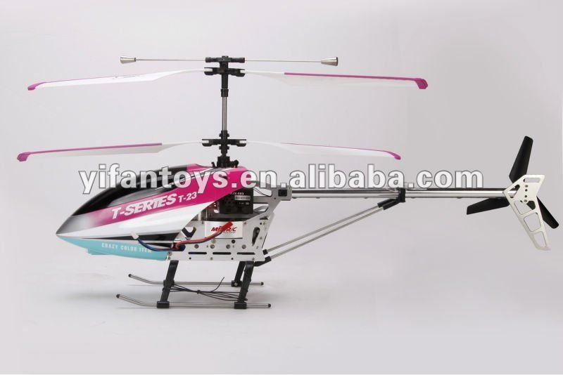 T23 mjx t623 68cm 3 canali radiocomando elicottero con giroscopio, rc giocattoli per adulti