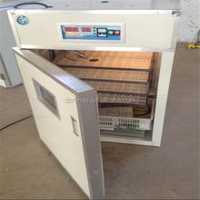 Alta taxa de eclosão 350 ovos automática cheia incubadora de ovos de aves e hatching máquina para venda