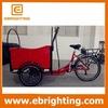 2015 best selling van cargo tricycle/bikes tricycles denmark
