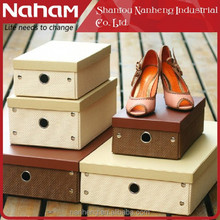 naham weave paper foldable decorative packaging gift box