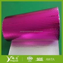 Single side aluminum foil air bubble wall insulation mateirals
