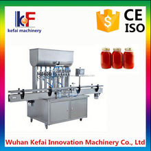 Good quality full Automatic nail polish filling capping machine,washing filling capping machine(trade assurance)