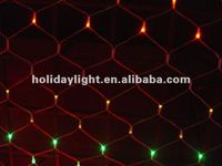 christmas decoration CE RoHS fish net light