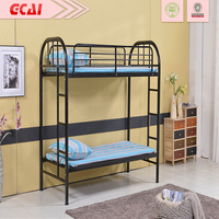 morden very strong durable simple design cheap used bunk beds for sale