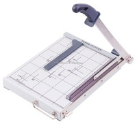 A3,A4,B4 size multifunctional guillotine hand paper cutter,ID photo cutter