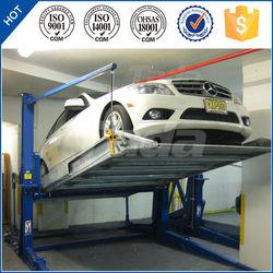 PJS China 2 posts high quality car parking lift/parking lift system
