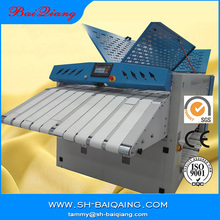 Hot China Products Wholesale industrial used high speed bath towel folding machine