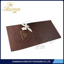 Custom printed Forest folding box