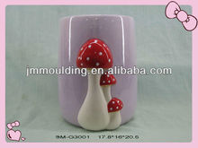 2013 hot sale fashion ceramic wholesale garden decoration