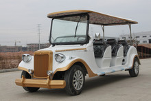 Chinese 6 seater electric classic mini car