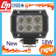 Newest Design Top Quality 18W Offroad LED Light Bar with Lowest Price
