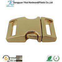 Dongguan Yikai Zinc alloy strong adjustable handbag lock metal bag buckle