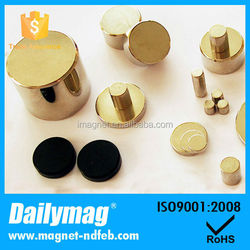 China high Quality N33-N50 Axially Magnetization Neodymium Disc/Block/Ring Magnet