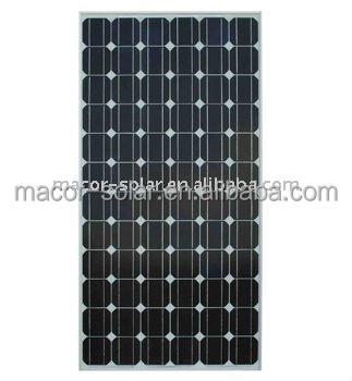 MS-Mono-185W solar panel,solar module