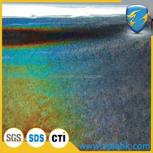 3D hologram material rolls/transparent adhesive hologram stickers, 3D reflective film roll