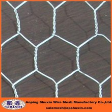Easy Install Galvanized Hexagonal Wire Mesh For Metal Bird Cage