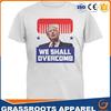 Customized cotton promotional Political Cheap election campaign T-Shirts/ election t-shirt