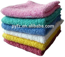 baratos crus de algodão toalha de rosto atacado