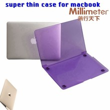 Best quality high-end hard case for macbook 13.3 15.4.