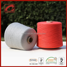Consinee largest china textile factory cashmere best luxury yarn for knitting blanket